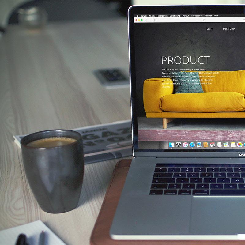 Création de site web | Marie Barneon, Communication Digitale à Montpellier